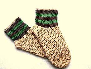Oblečenie - Pánske ponožky - 6083294_