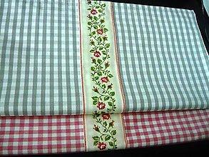 Úžitkový textil - Utierky - v jemných tónoch - 6085714_