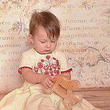 Detské oblečenie - Červené - 6085809_