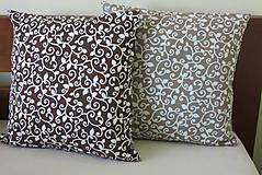 Úžitkový textil - Obliečky na vankúš- deň a noc - 6084861_