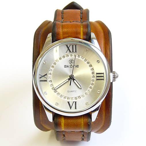 c3dd0059d Dámske vintage hodinky / leon - SAShE.sk - Handmade Náramky