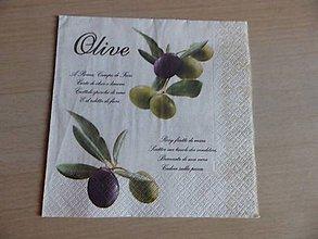 Papier - olivy 5 - 6083109_