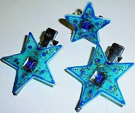Sady šperkov - Súprava hviezdy M - 6087243_