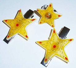 Detské doplnky - Súprava hviezdy Ž - 6087247_