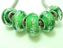 Korálky - PANDORA korálka - bublinky - 6094541_