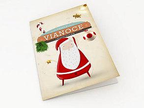 Papiernictvo - Vianočný pozdrav - 6093082_