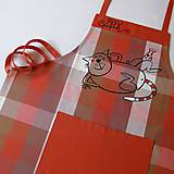 Iné oblečenie - LABUŽNÍK - zástěra - 6097068_