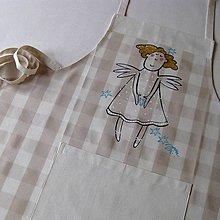 Iné oblečenie - ANGELÍNA - zástěra - 6097112_