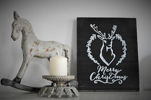 Vianočná tabuľka