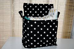 Veľké tašky - Kapsička na kočík XXL - 6099213_