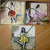 Obrazy - Keď kvety v lúčoch slnka tancujú...(miniséria) - 6098279_