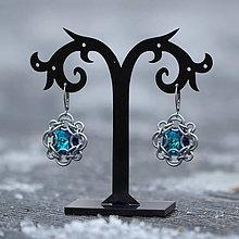 Sady šperkov - Elisabeth souprava - bermuda blue - 6101179_