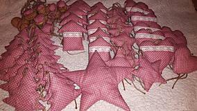 Dekorácie - Veľká sada ozdôb na vianočný  stromcek - 6101399_