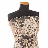 Šaty - Elastické šaty s kovovým zipsom v tmavej modrej a čiernej farbe - 6099223_