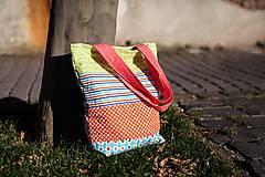 Veľké tašky - Sweetpatch taška - 6100676_
