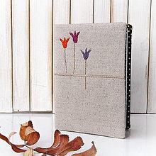 Papiernictvo - Traja tulipáni - A6 - 6101501_