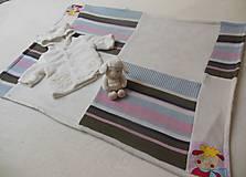 Textil - Dečka pre malú ovečku - 6099753_