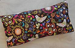 Textil - Birds of Norway rukávnik na kočík 2v1 - 6103689_