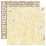 - V zľave z 1€ Papier obojstranný 30,5x30,5cm Integrate - Authentique - 6102264_