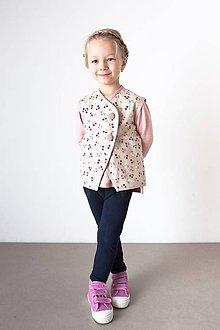 Detské oblečenie - Čerešničky, čerešničky... - 6103448_