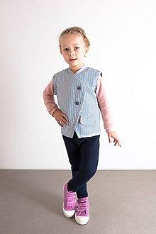 Detské oblečenie - Vestička - 6103485_