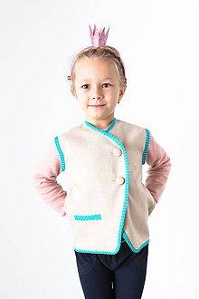 Detské oblečenie - Vesta - 6103513_