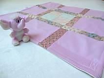 Textil - Romantická zavinovačka - 6103618_