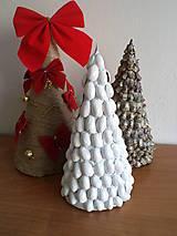 Dekorácie - Vianočné stromy - 6110067_