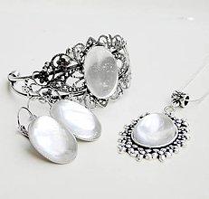 Sady šperkov - Quartz Set - 6106948_