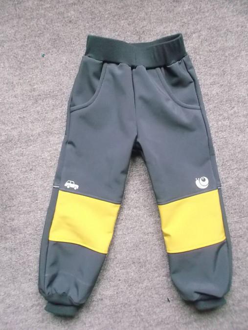 12fcbd06c8e4 Softshellové nohavice   genkai - SAShE.sk - Handmade Detské oblečenie