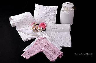 "Textil - Darček pre Bábätko ""Classic Royal"" OEKO-TEX®, 80 x 100 +/- 5% - 6108125_"