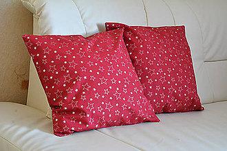 Úžitkový textil - Návliečka na vankúš Vianoce - 6106991_