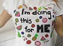 Tričká - Fruit - 6108918_