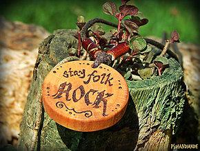 Náhrdelníky - stay folk ROCK - 6113766_