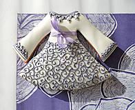 Dekorácie - Medovníkové šaty - 6114242_