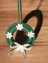 Dekorácie - 6 Vianočných ozdôb - 6111997_