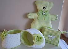 Bábiky - Stella s kabelou a medvedíkom - 6111083_