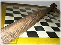 Iné - Baseballová pálka - buk - 6111783_