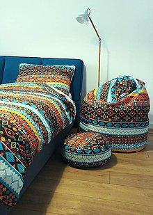 Úžitkový textil - Dizajnové posteľné obliečky Takoy poťah 124 - výpredaj - 6116808_