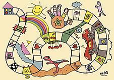 - Darček - HanDmaDe spoločenská hra pre deti - Veldi - limitov - 6115755_