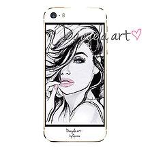 Na mobil - DREAM WOMAN phone case - 6117339_
