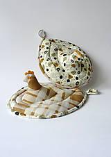 Úžitkový textil - origo CHŇAPKY 116 - 6117050_