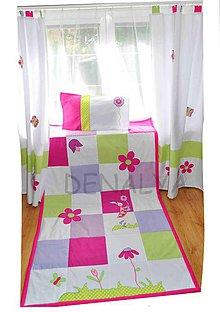 Textil - Prehoz z kolekcie Rosemary 120x205 - 6122937_