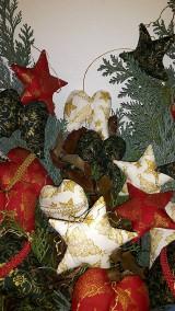 Dekorácie - Vianočné  ozdoby - 6119567_
