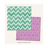 - Papier obojstranný 30,5x30,5cm Enjoy
