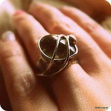 Prstene - Citrín bledý - 6119896_