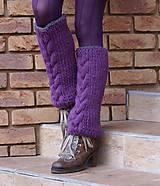 Obuv - Návleky na nohy - aby ste ušetrili na čižmách - 6126024_