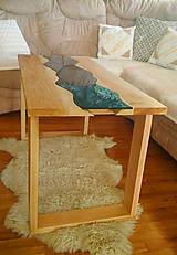 Konferenčný stolík (Tečúca rieka) Drewomil