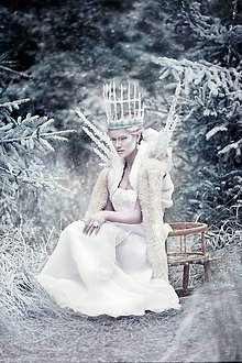 Prstene - Ľadovej kráľovnej...prsteň - 6126283_