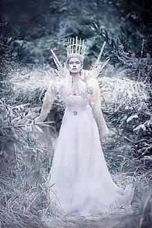 Sady šperkov - Ľadovej kráľovnej...set - 6126332_